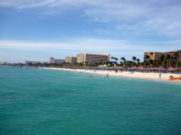 El mejor hotel para parejas de Aruba - Opiniones del